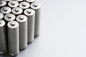 Mixing new and old batteries in a small device can provide you with enough energy to last until a completely new set of batteries can be purchased.