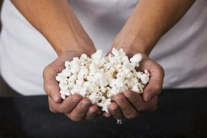 Popcorn lovers will enjoy reducing the number of unpopped kernels.