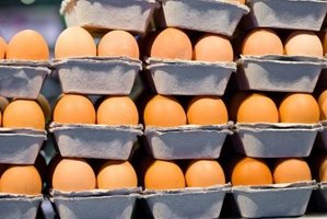 Eggs can survive a 20-foot drop if protected correctly