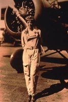 Amelia Earhart accomplished remarkable things for women and aviation.