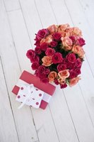 Send a virtual flower bouquet to anyone on your Facebook friends list.
