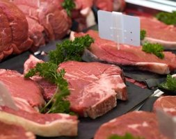 Marinate steaks faster to gain flavor, using quick culinary methods.