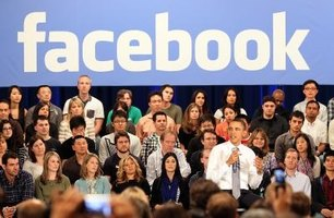 Facebook lets users converse around status updates, uploaded media and shared links.