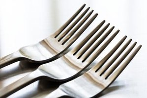 Knowing which fork to use helps avoid embarrassment