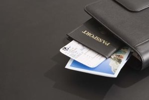 Replace a stolen passport as soon as possible.
