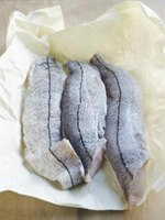 Haddock fillets do well in foil wraps.
