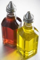 Vinegar, found in almost all kitchens, can be used for cleaning and disinfecting surfaces and appliances.