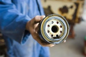 Check your manual as to how often the oil and the oil filter should be changed.
