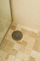 Clogs in your shower drain can cause it to stink.