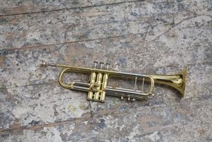 The trumpet is a popular instrument in jazz music.
