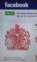 According to its profile picture, the British Monarchy Facebook page started September 10, 2010.