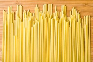 Make your spaghetti in advance if you are preparing for a big event.