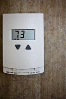 Control the furnace fan with the fan button or tab.