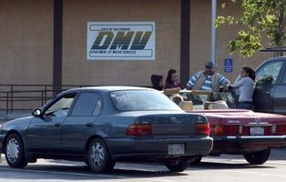 Make an appointment to avoid the long wait at the DMV.
