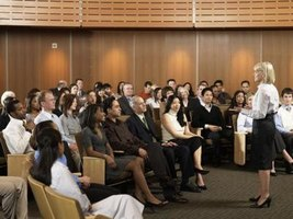 Speeches about concepts include major themes and ideas about a subject.
