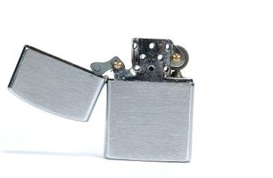 Zippo lighters are known for their ability to stay lit in windy conditions and their distinctive sound.