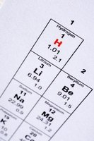 The atomic masses listed on the periodic table are weighted averages.