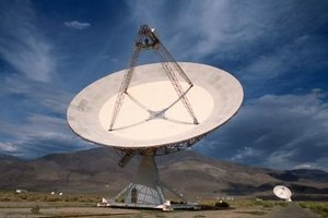 Some astronomers help to develop satellite communications technology.