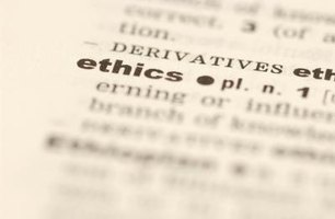 Ethics are often defined ambiguously.