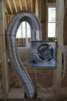 Uninsulated ducts can lose a lot of heat.