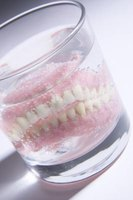 You can get rid of black lines on your dentures.