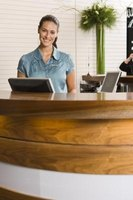 Front desk employees have people and organizational skills, and are tech savvy.