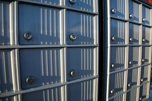 Set up your private mail box to receive personal and commercial mail.