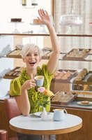 Create a warm, welcoming environment and patrons will frequent your bakery cafe.