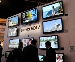 Mounting Sony Bravia LCDs maximize their modern appearance.