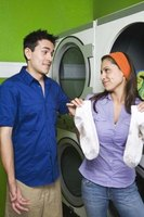 Sweat- and odor-filled laundry is tempting to simply throw out.