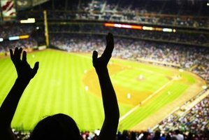 Keep fans up-to-date on the game by becoming a sports commentator.
