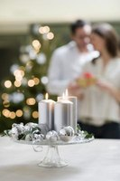 Offer a lovely candle ensemble as an additional booking incentive.