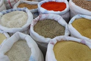 Spices impart exquisite aromas and tastes to foods.