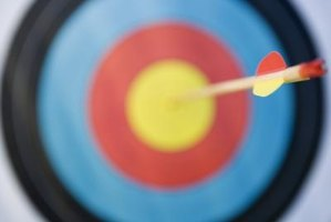 Small changes in an arrow's dimensions can greatly effect its trajectory.