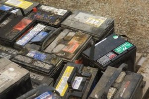 Car batteries represent the largest use of lead acid batteries.