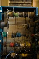 Different wires are rated for different electrical insulation.