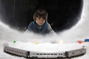 Although interest typically first appears in youth, model railroading isn't just for kids.