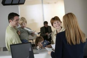 All family members need passports when traveling abroad.
