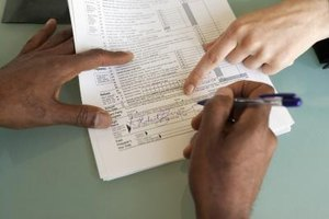 A personal representative signs a decedent's federal tax return.