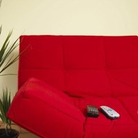 Get rid of your old futon once it wears out its welcome.