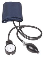 Blood pressure may be measured in different ways.
