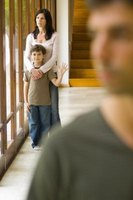 Careful consideration should be given before eliminating visitation rights.