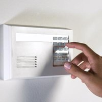 A home alarm system can be costly, but some homeowners find the peace of mind worth it.