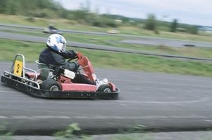 Go-karts are classified according to design, motor and transition type.