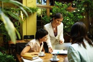 Service planners help people host everything from business meetings to weddings.