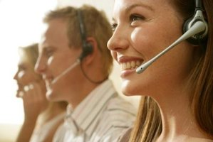 Successful customer service representatives treat customers with respect.