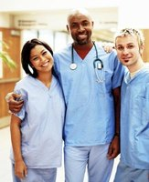 Some nurses are licensed to practice in several states.