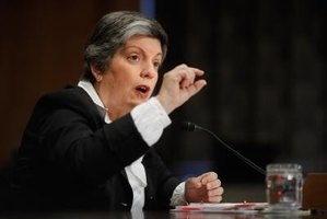 Janet Napolitano, appointed secretary of Homeland Security in 2009, gets a Level I salary.