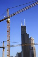 Tower cranes can have a use in a variety of construction projects