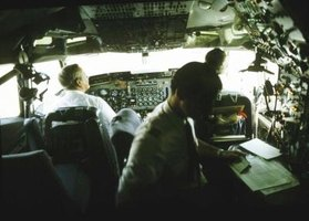The filght deck is where the aircraft and its systems are operated.